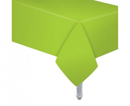 Obrus papierowy zielony, 132x183 cm