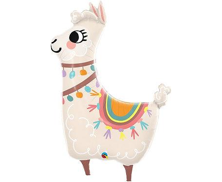 Balon foliowy 46 cali QL SHP Loveable Llama