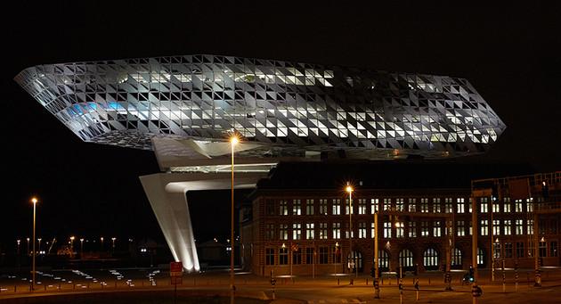 Antwerpen Havenhuis