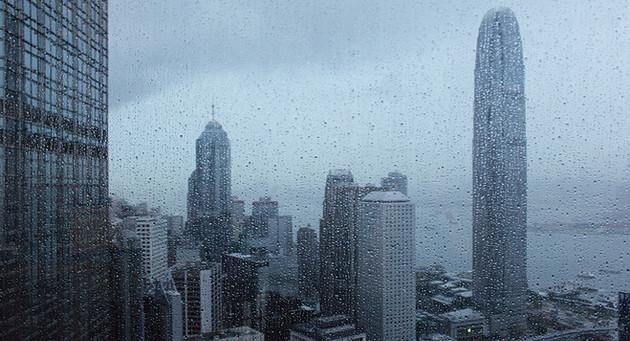 7 million raindrops