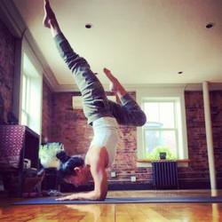 Instagram - #pinchamayurasana #zunatribe #happyfriday #camo #yogaeverydamnday #yoga #namaste #hathay