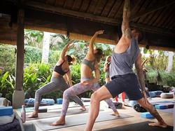 #reversewarrior #bali #yogateacherlife #zunayogateachertraining #zunatribe #zunayoga!_zunayoga www.z