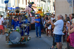 Bourg St Andeol 2014 - 2