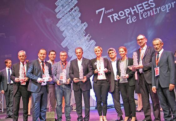 Trophées by DUME ; photo C Gorget
