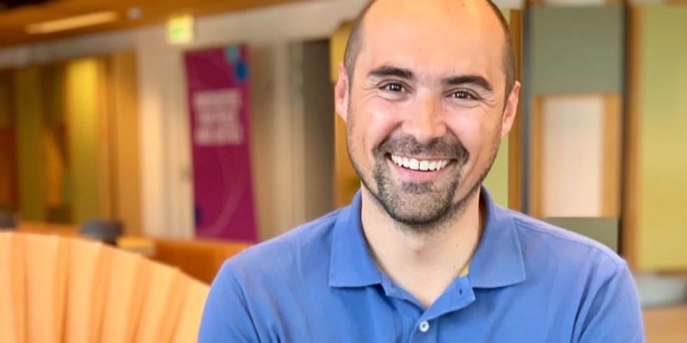 Alex Gunkel, founder Space4Good & RoadEO
