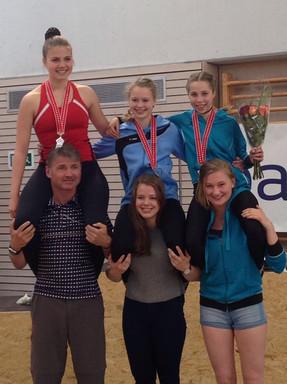 Schüler SM 2016 Bronze für Simona Lucca