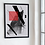 Thumbnail: Red Square One   Limited Edition Print