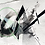 Thumbnail: Somewhere Else   Original Painting on 640gsm Kahdi Rag Paper