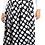 Thumbnail: Black Skirt with White Polka Dots