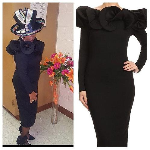 """""""Missy""""Dress-Black"""