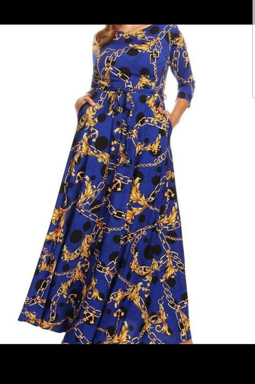 """Linked Up"" Maxi Dress"