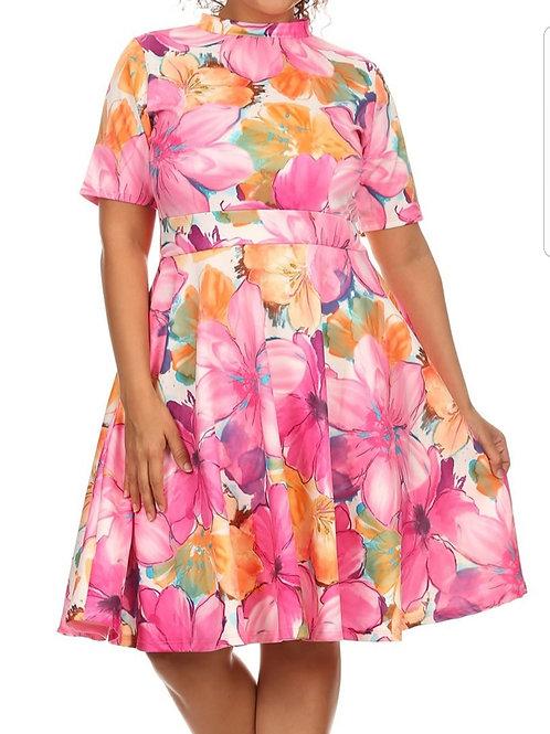 """Flower Bomb"" Dress"