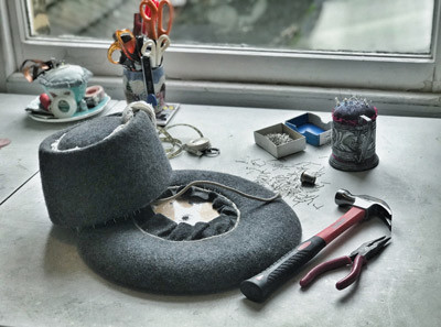 Felt Hat Workshop