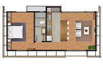 La Casa Uruguaya MODELO S