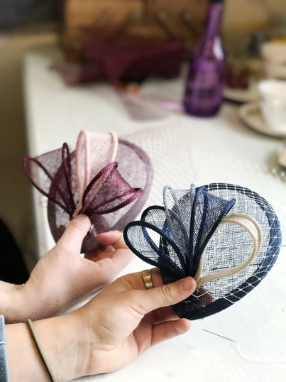 Fascinator_Workshop