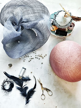 fascinator millinery workshop by elena shvab millinery