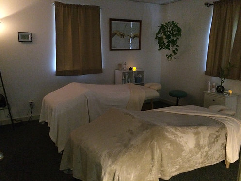 90-minute Couples Massage