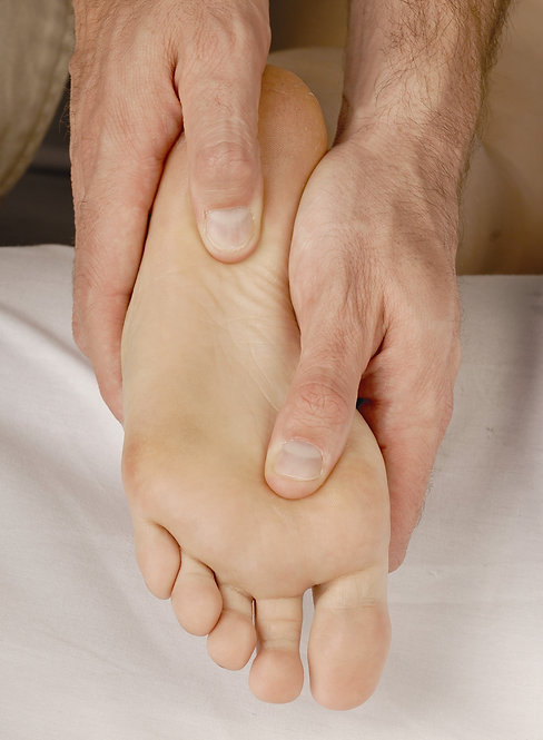 30-minute Foot Reflexology Session