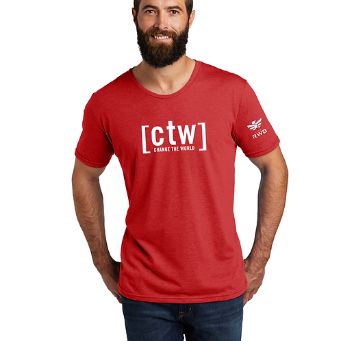Rise Up Red CTW T-shirt
