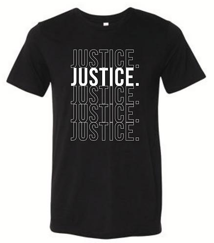 Justice Crewneck Shirt