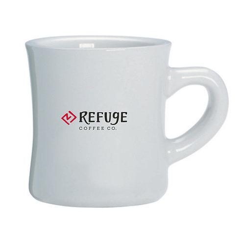 """Refuge """"classic"""" 11oz mug"""
