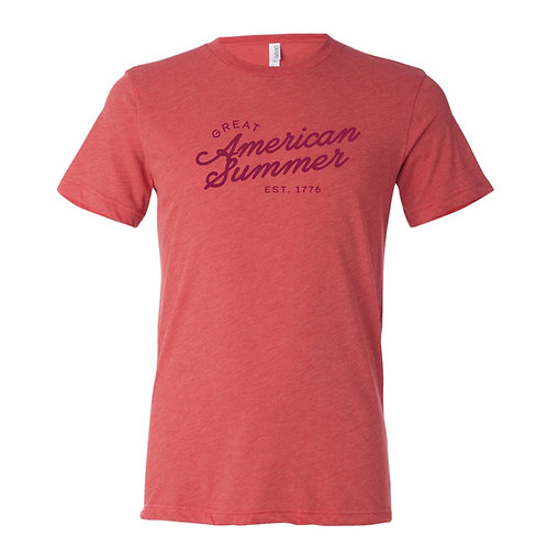Great American Summer T-shirt