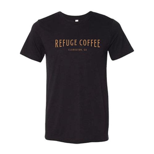 "Refuge ""more than"" shirt"