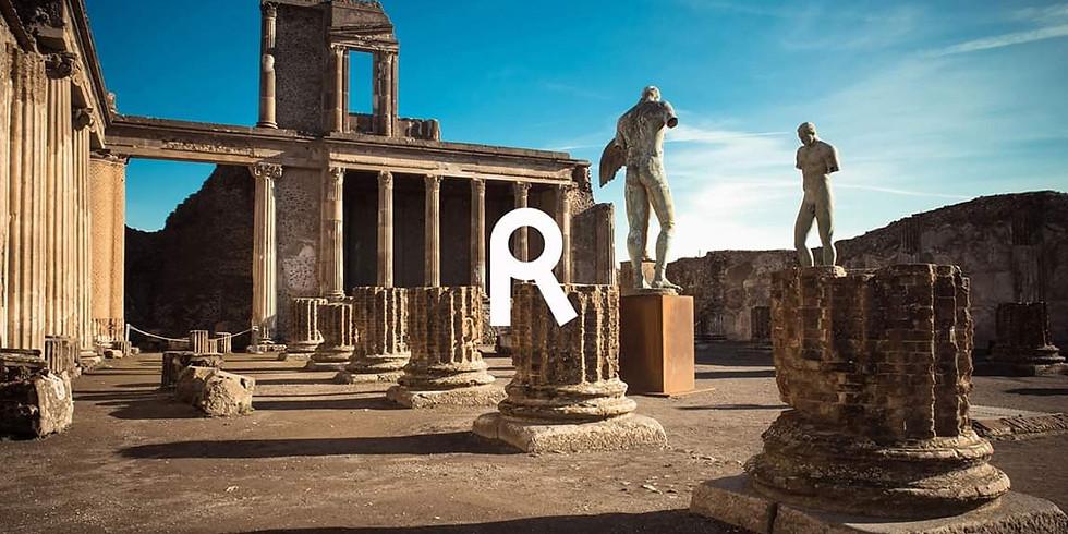 Archeopittura ~ Opening Exhibition