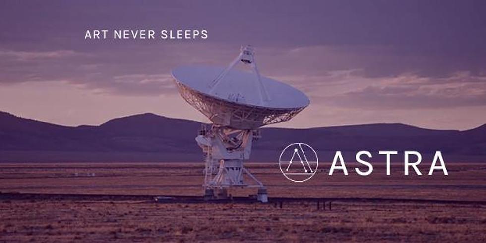 Astra Art Never Sleep