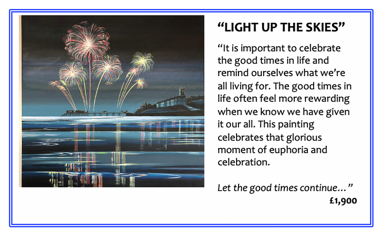 LIGHT UP THE SKIES