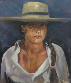 The Rancher's Daughter BW