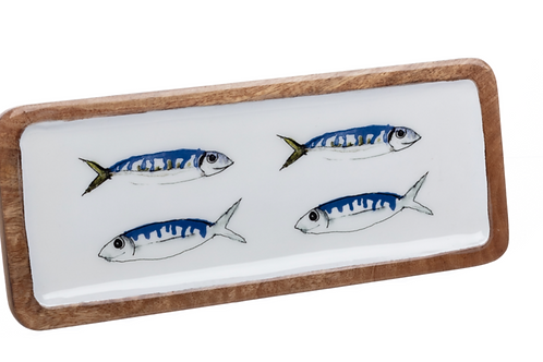 Medium mackerel platter