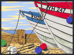 Crab Boats