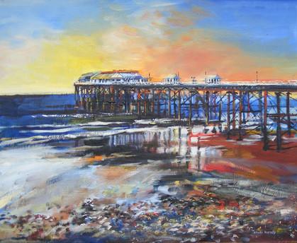 Pier Reflections, Cromer