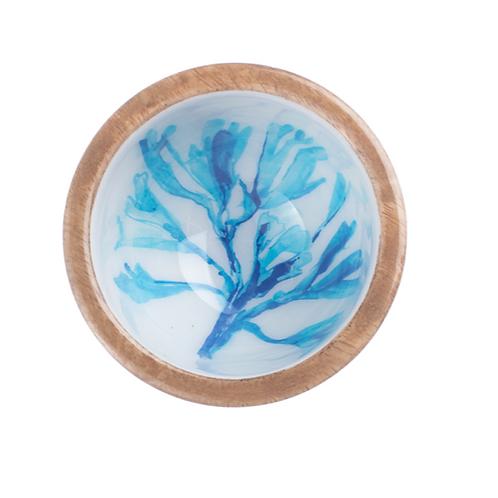Seaweed nut bowl