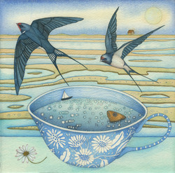 Tale in a Tea cup