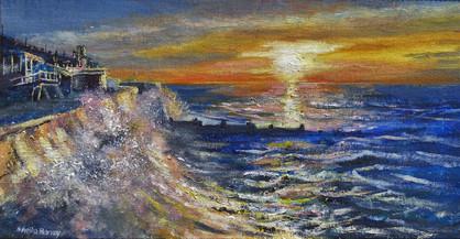 High Tide, Evening, Cromer