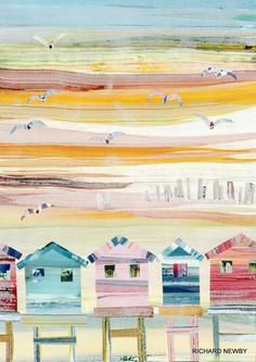 RICHARD NEWBY Beach Huts