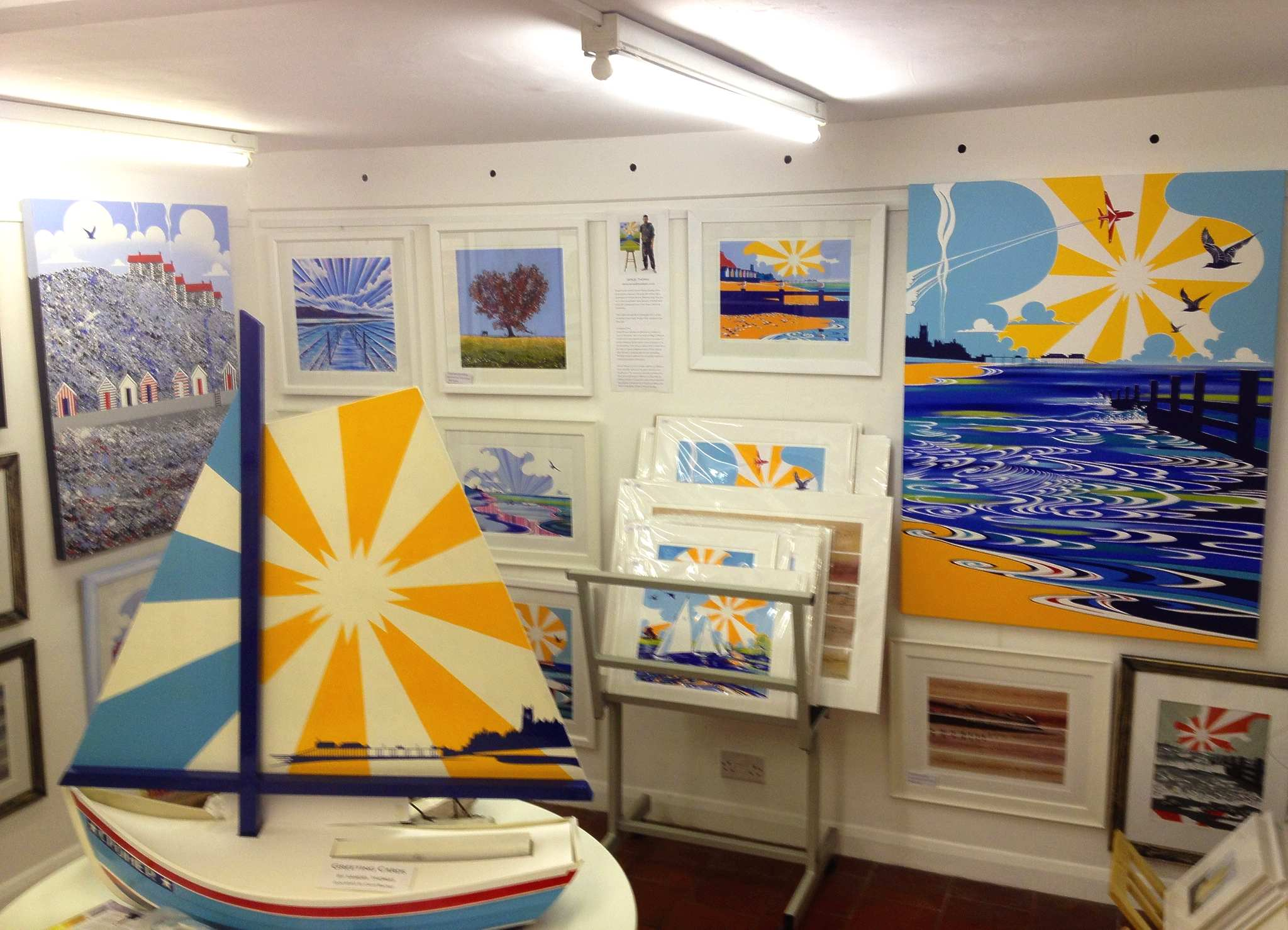 Samuel Thomas Exhibition