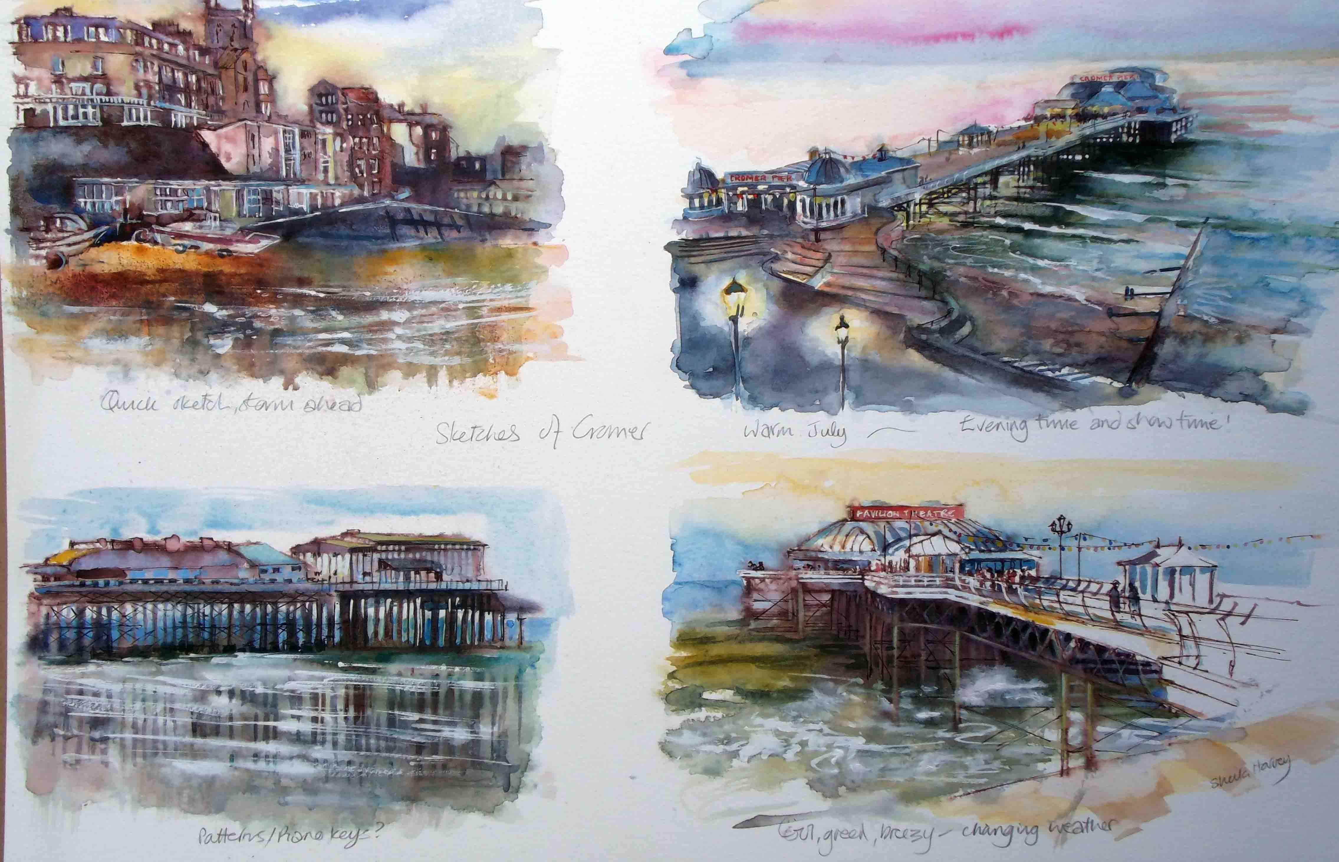 Cromer Sketches