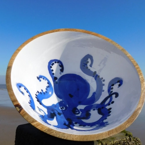 25cm Octopus Bowl