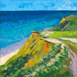 Green Cliffs of Cromer