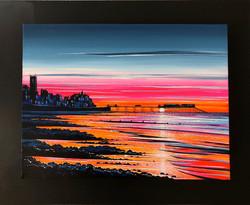 'Cromer Sunset'