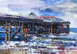 6 Cromer Pier (collage)