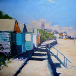 East Beach Huts