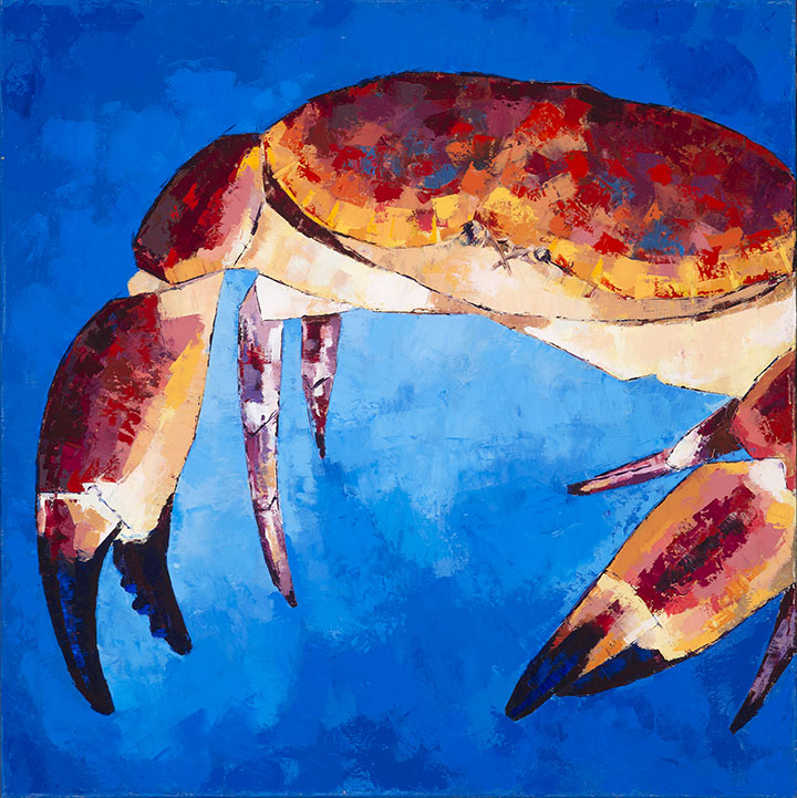 Blue Mood (Crab)