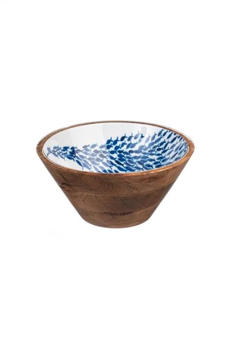 30cm Fish Shoal Bowl