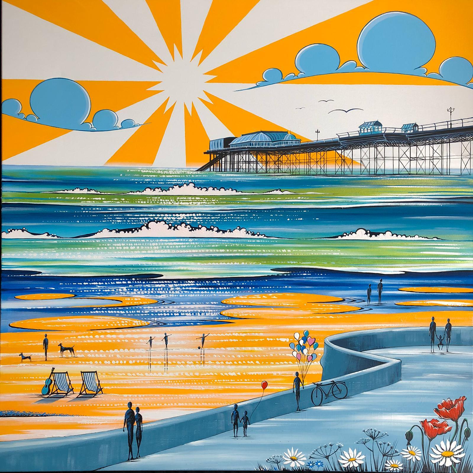 """Promenade View"""
