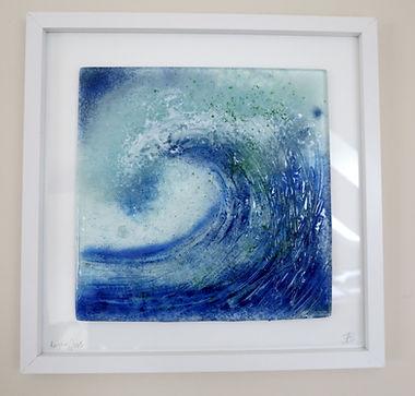 Dreya box framed waves £115 - £325