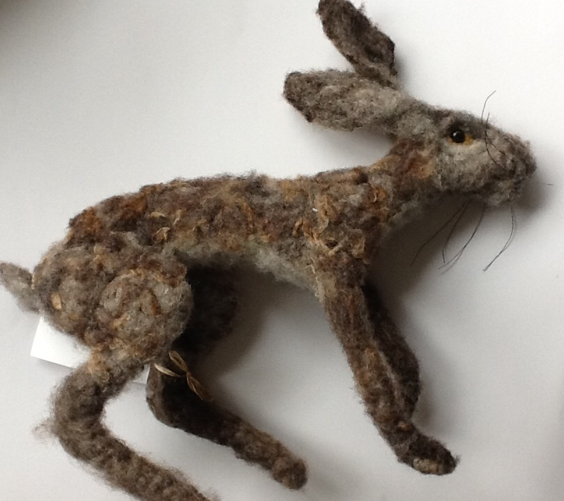 Running hare £95.00